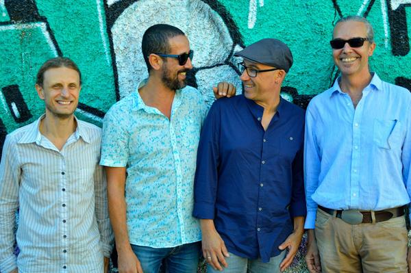 El domingo 8, los canarios Macaronesian Jazz Quartet en Bogui Jazz (Madrid).