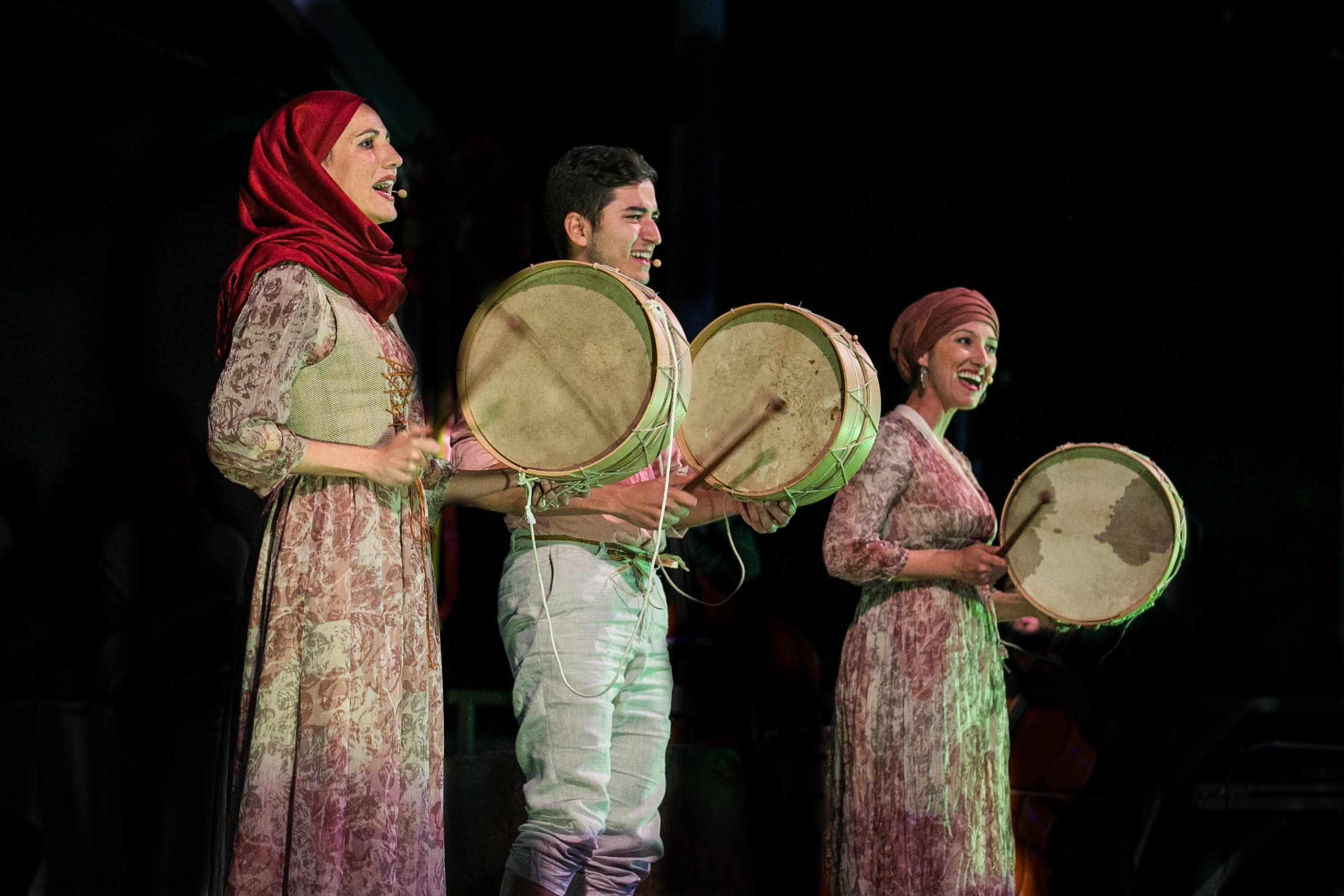 El espectáculo 'Pieles', en La Orotava, 29 de mayo