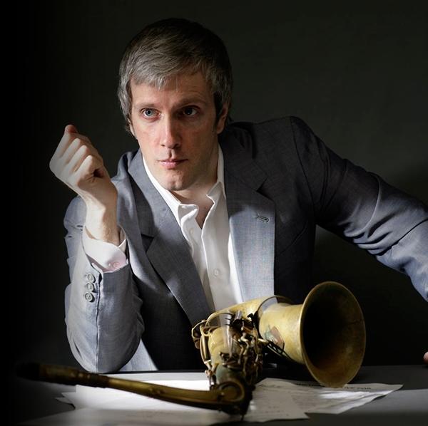 Grant Stewart actúa en Bogui Jazz
