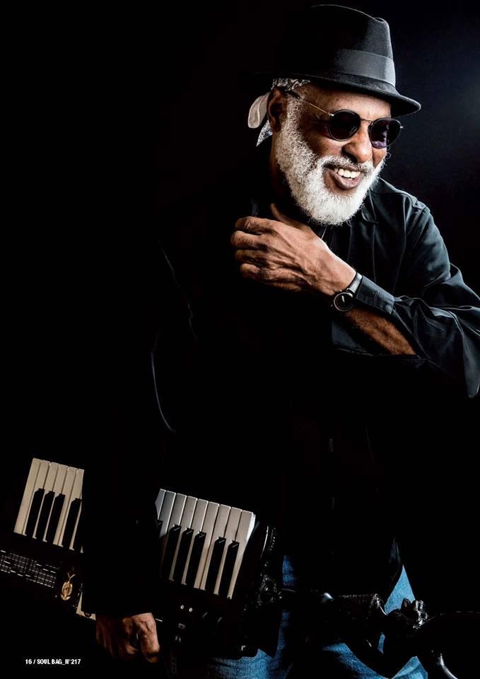 Mighty Mo Rodgers encabeza la XII edición del Festival Santa Blues de Tenerife