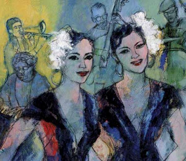 Jazz Sisters, viernes 1 en el Bogui Jazz (Madrid)