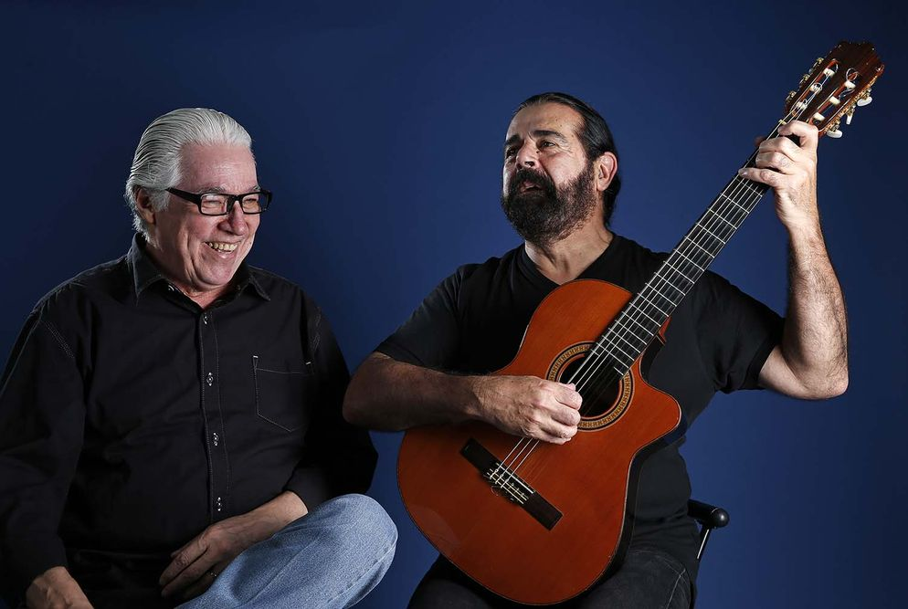 Adrián Goizueta y Luis Enrique Mejía Godoy presentan en Argentina 'VivaVIDA'
