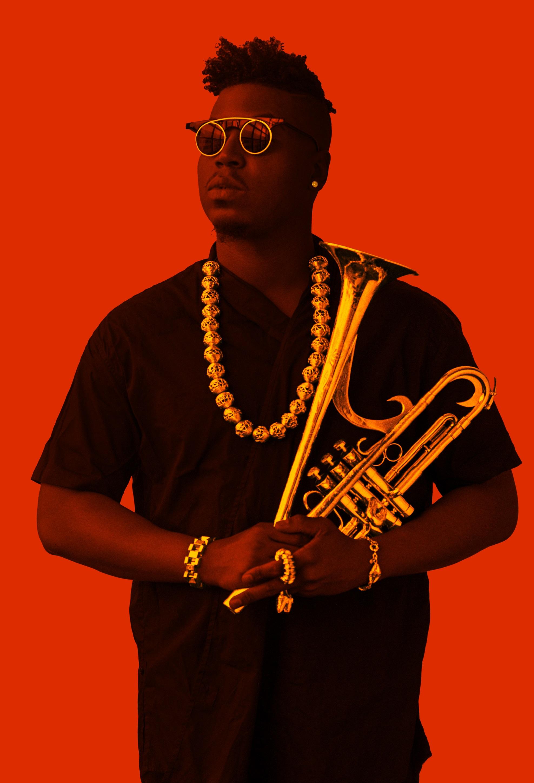 El trompetista Christian Scott aTunde Adjuah se presenta el miércoles en el CICCA