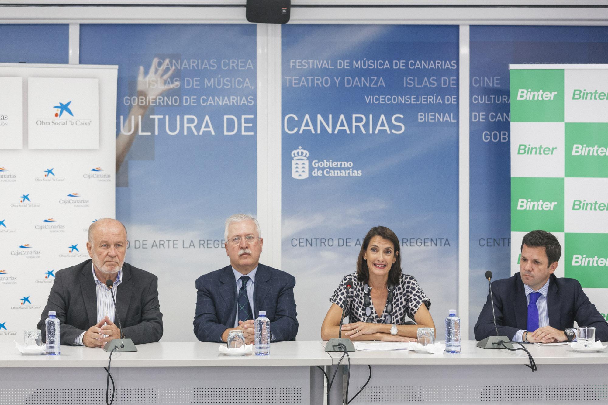 El Gobierno refuerza la movilidad del sector cultural canario entre islas
