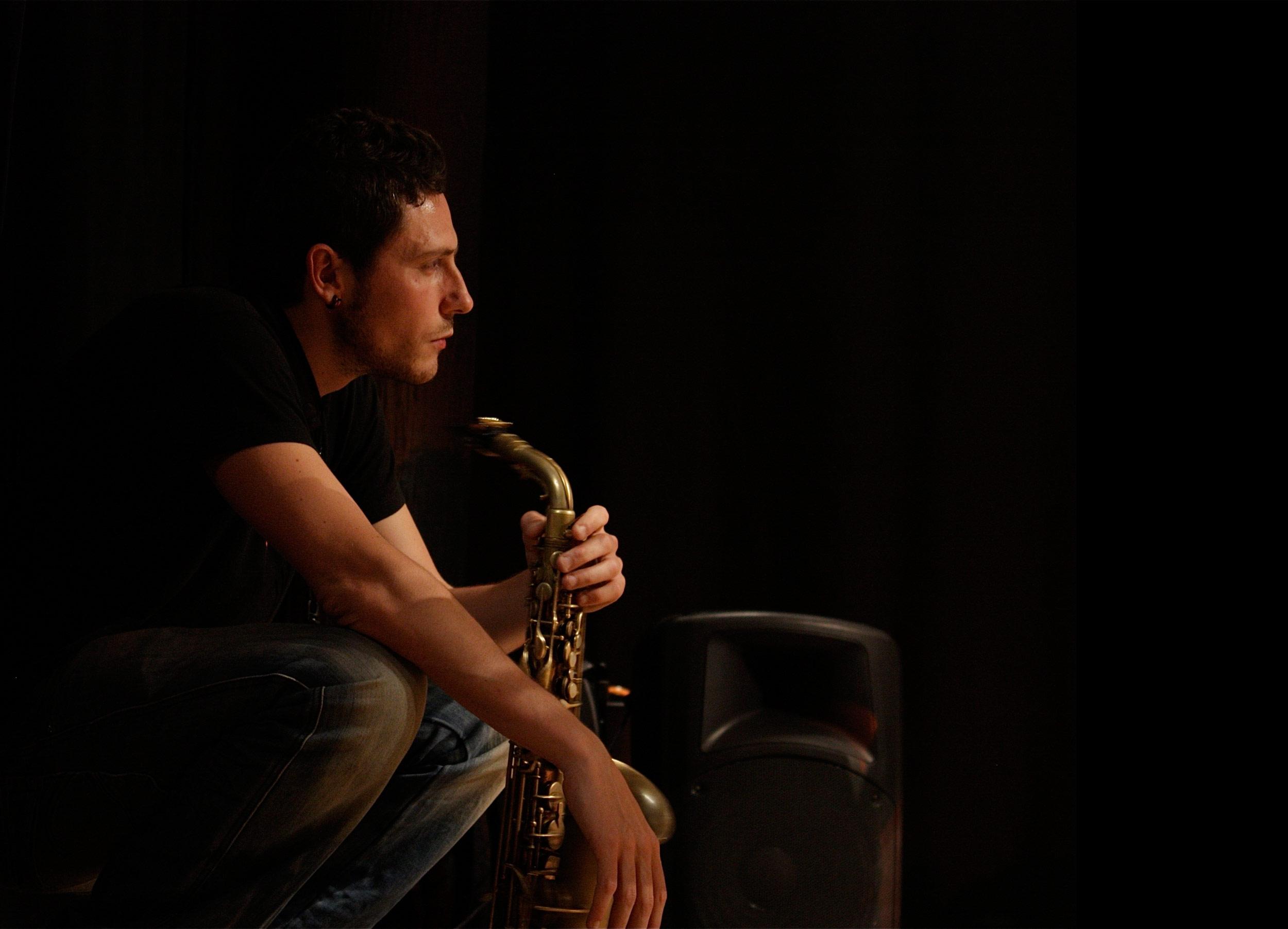 Ernesto Aurignac actúa en La Guarida del Blues, Las Palmas de Gran Canaria