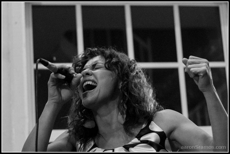 Esther Ovejero en Jazz en Plazas con Encanto, este viernes en La Palma