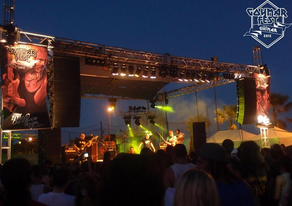 Goymar Fest, un referente del Heavy Metal en las Islas Canarias