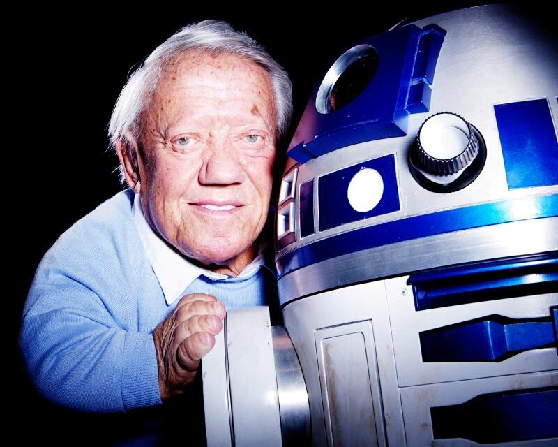 Fallece el actor Kenny Baker, R2D2 en Star Wars