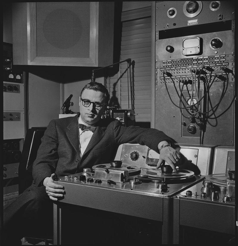 El ingeniero de sonido Rudy Van Gelder muere a los 91 años de edad