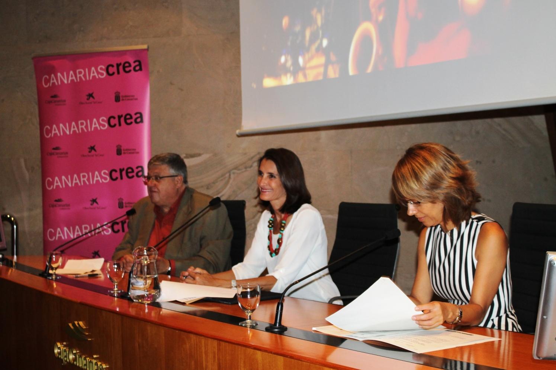 El Gobierno, CajaCanarias y  La Caixa suman recursos para la movilidad de los artistas en el exterior