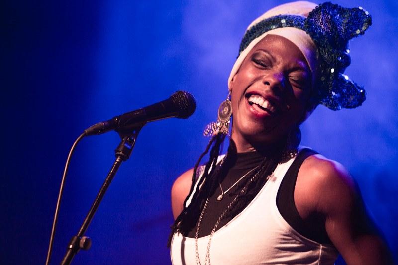 La cubana La Dame Blanche actúa también en el Festival Boreal 2016