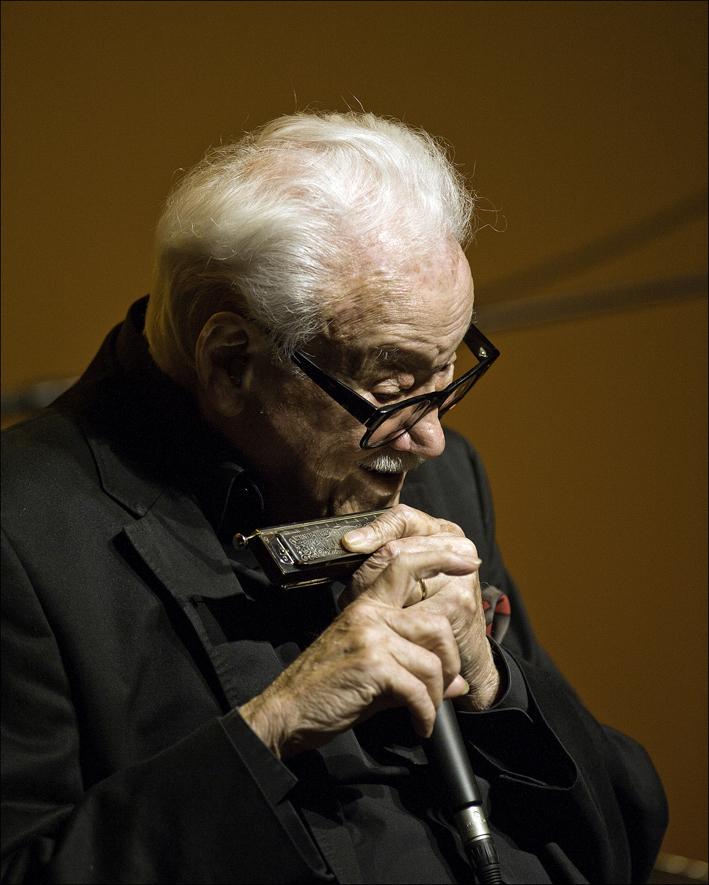 Fallece el armonicista Toots Thielemans, 94 años