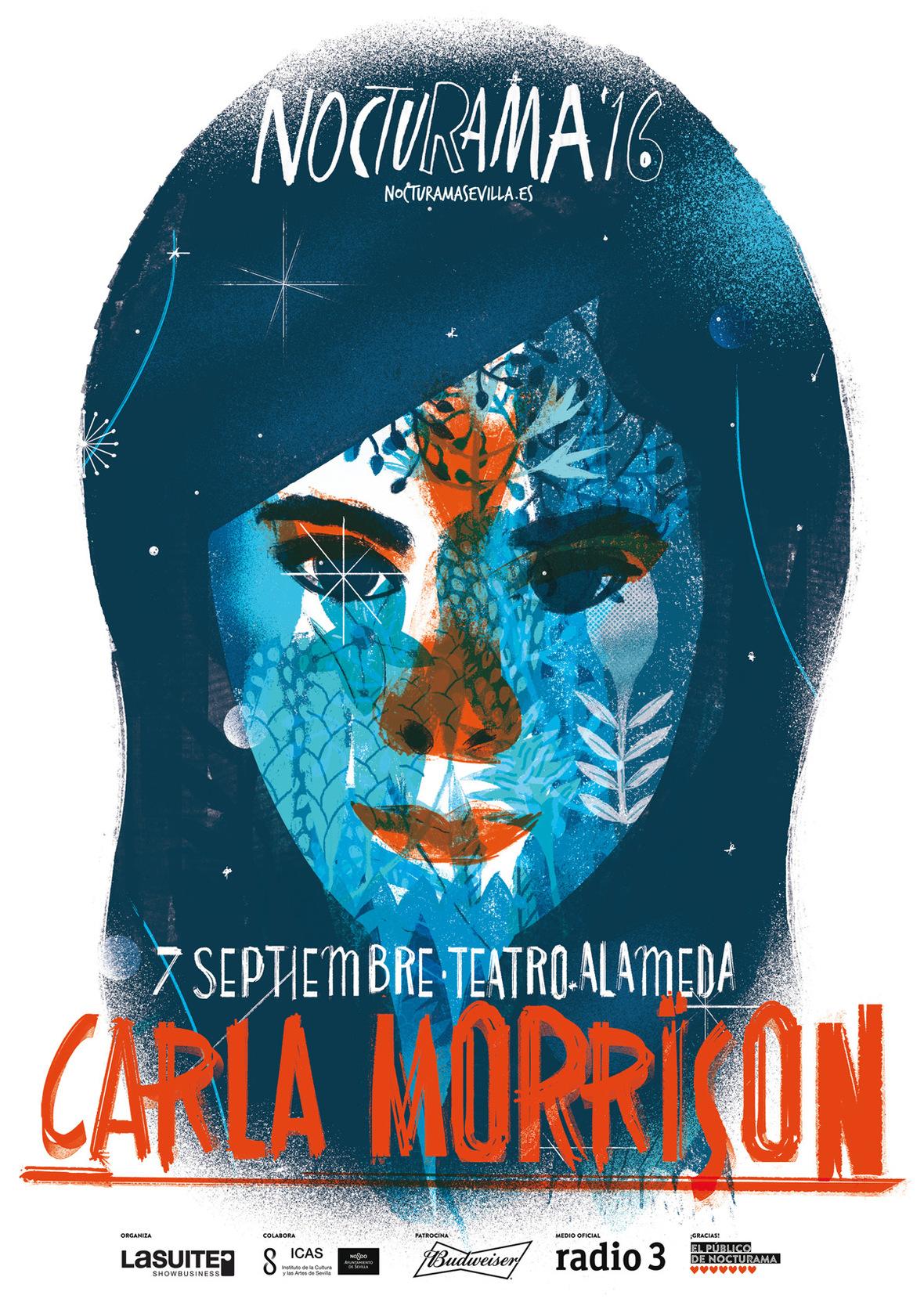 Carla Morrison pasea su 'Amor Supremo Tour' por Sevilla
