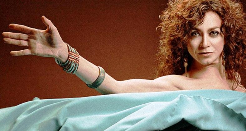 Carmen París actúa en el Teatro Guimerá de Santa Cruz de Tenerife