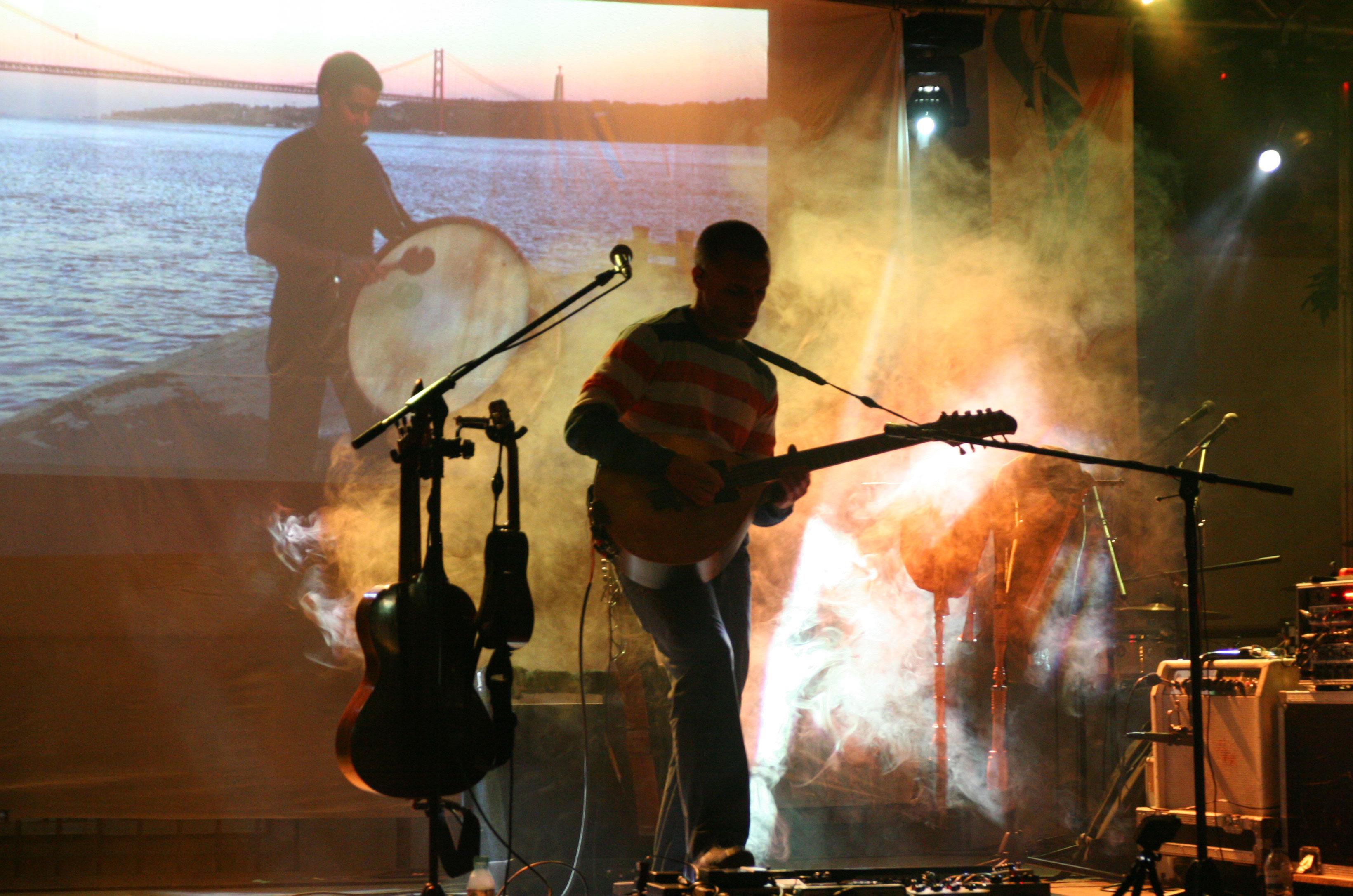Omiri, comienza septiembre en el Festival de Cultura Portuguesa 'MusaLusa'