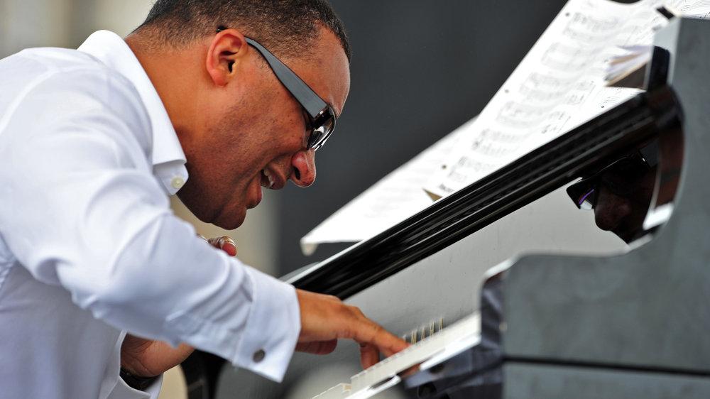 Gonzalo Rubalcaba, jazz cubano para el Espacio Cultural Cajacanarias