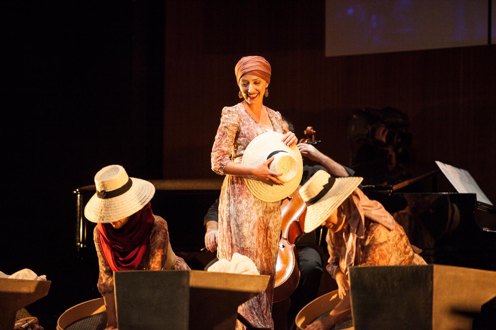 'Pieles, Canto al trabajo', 21 de octubre en Espacio Cultural Cajacanarias