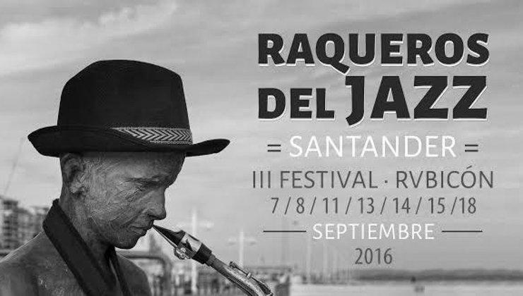 'Raqueros del jazz' en Santander con Michael Olivera, Gonzalo del Val trío, Baldo Martínez y Antonio Lizana