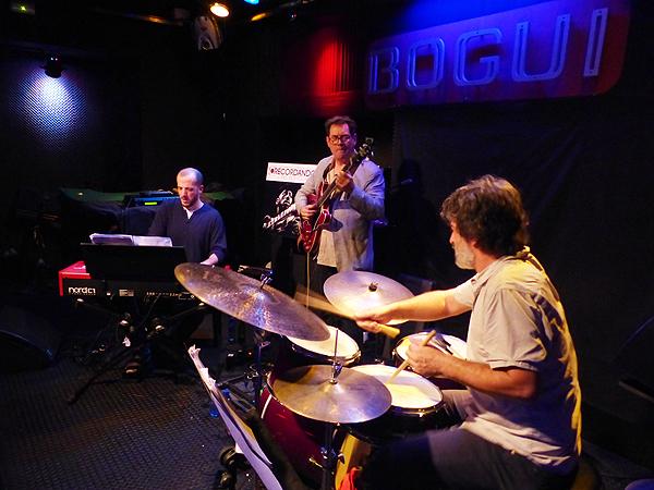 El martes 'Recordando a Wes Montgomery', Bogui Jazz