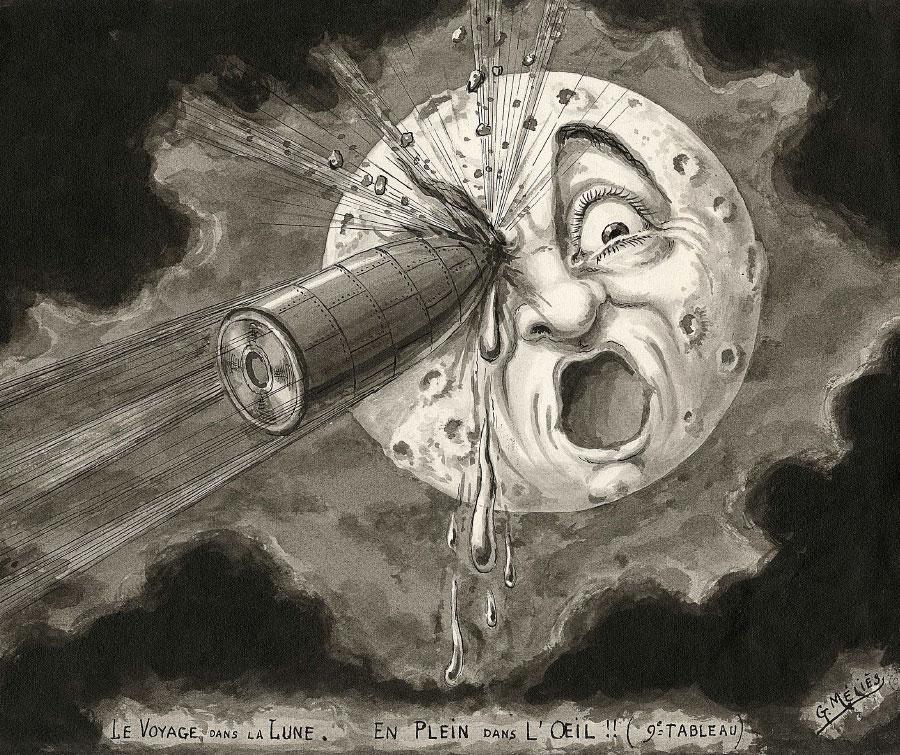 Este martes, conferencia Méliès Dibujante en el Espacio Cultural Cajacanarias