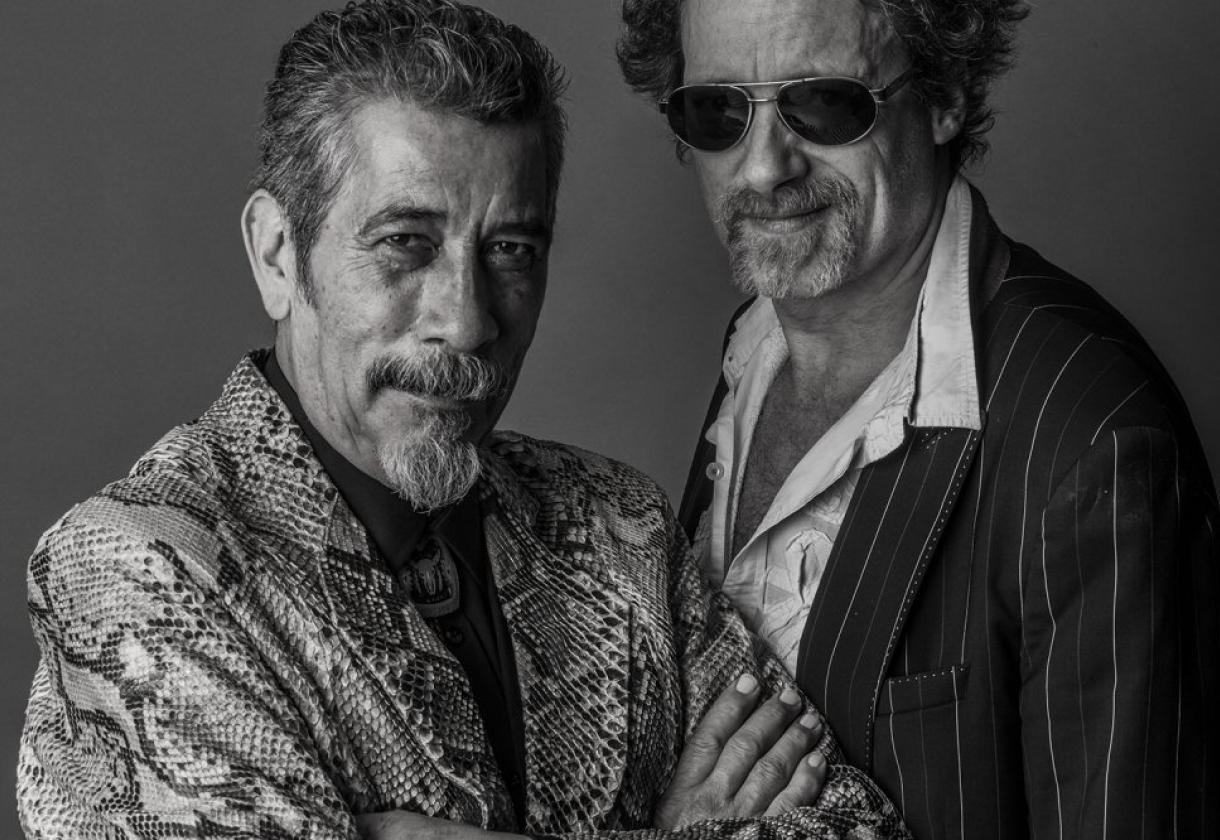Jeff Espinoza & Francisco Simón, sábado 3 en Bogui Jazz (Madrid)