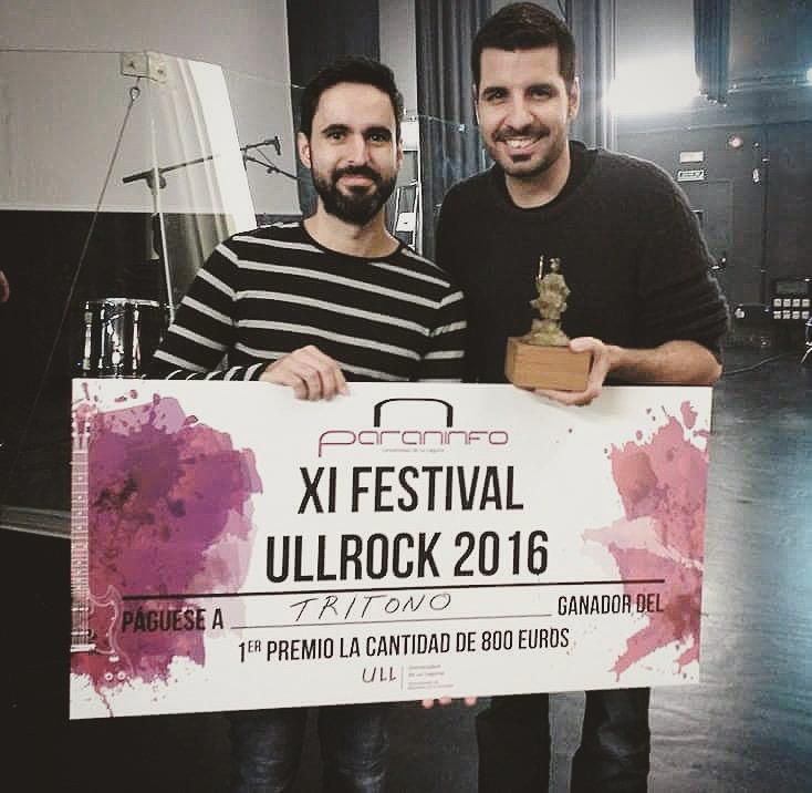 Tritono gana el ULL Rock 2016