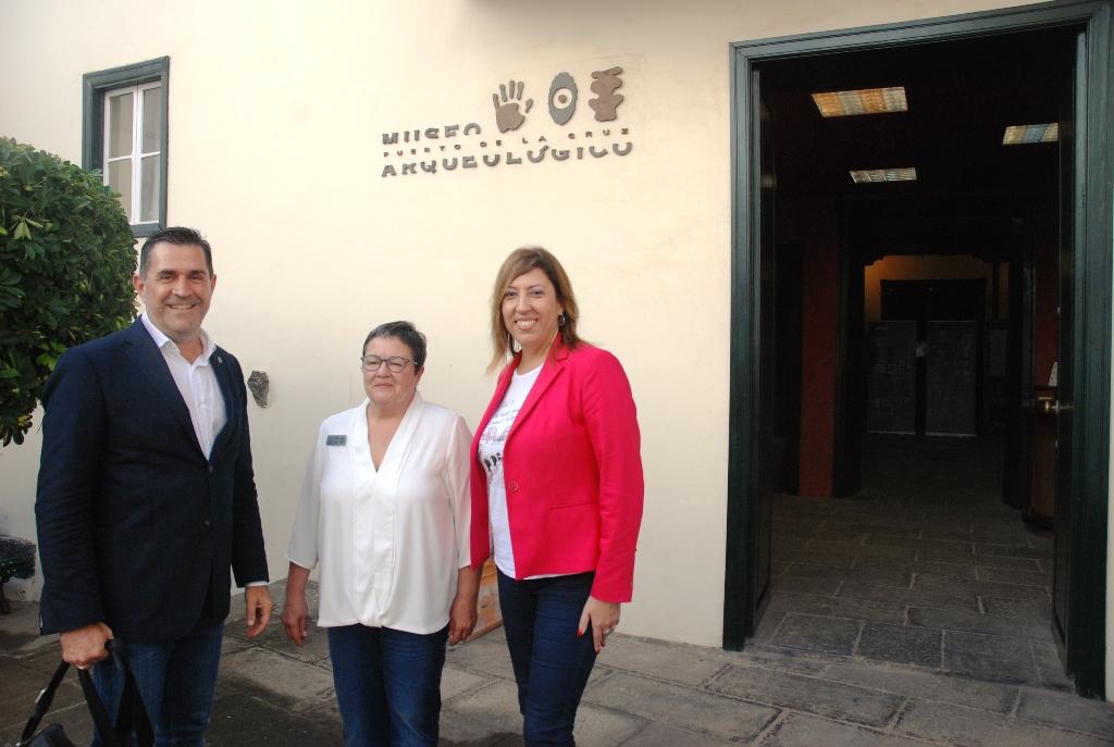Una exposición celebra los 25 años del Museo Arqueológico del Puerto de la Cruz