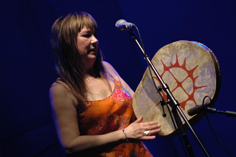 Mari Boine trae los sonidos de Laponia a Cajacanarias