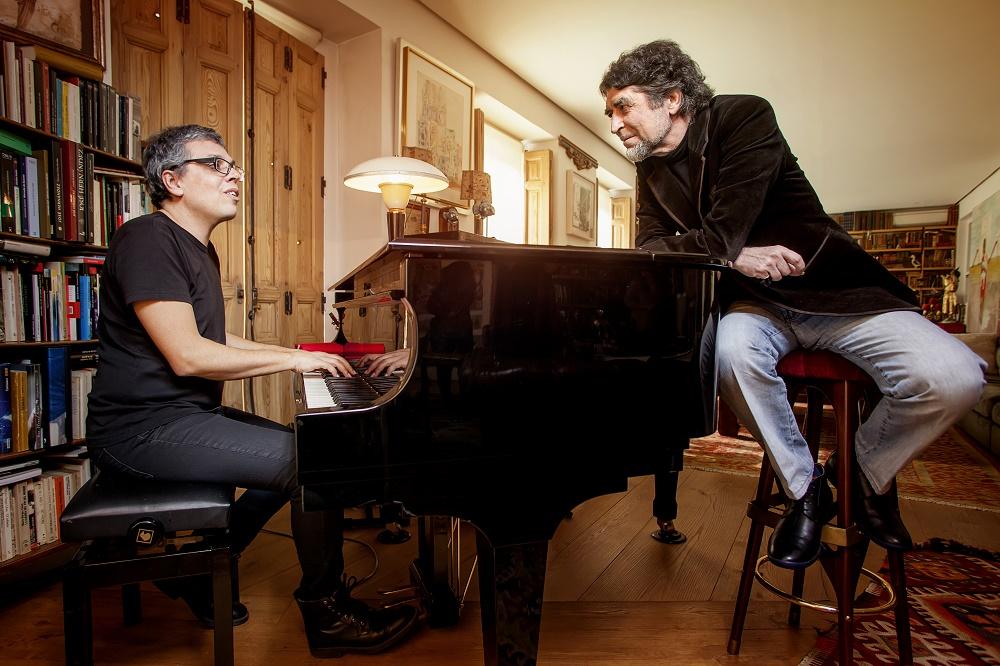 Pedro Guerra presenta en gira por Canarias sus dos últimos discos