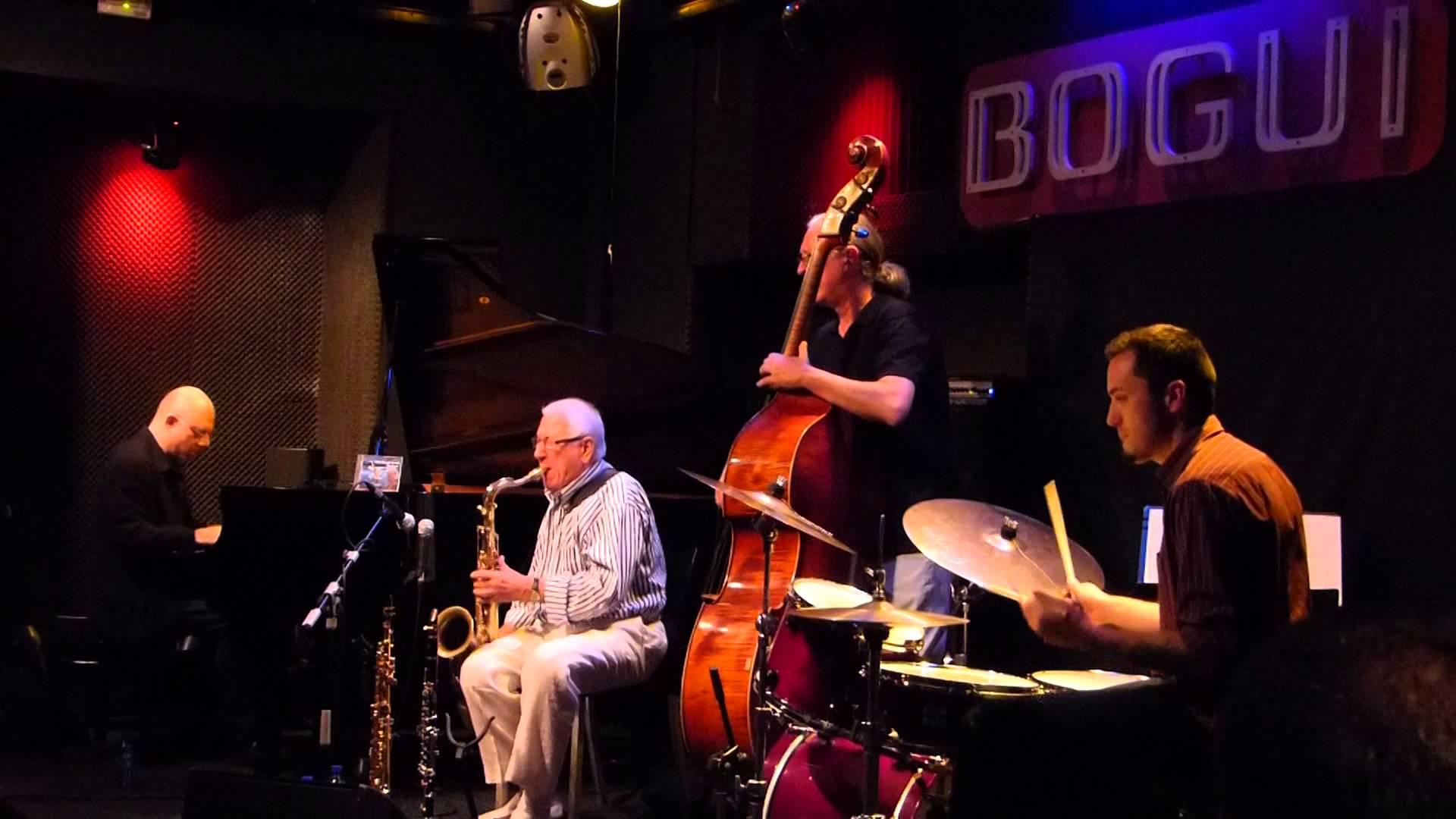 Iturralde vuelve al bogui jazz for Conciertos jazz madrid