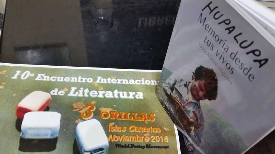 El Festival Encuentro 3 Orillas entrega el galardón 'Almendro de las artes y letras 2016'