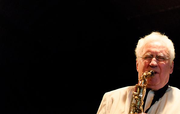 Lee Konitz, premio 'Cifu' del Festival Internacional de Jazz de Málaga
