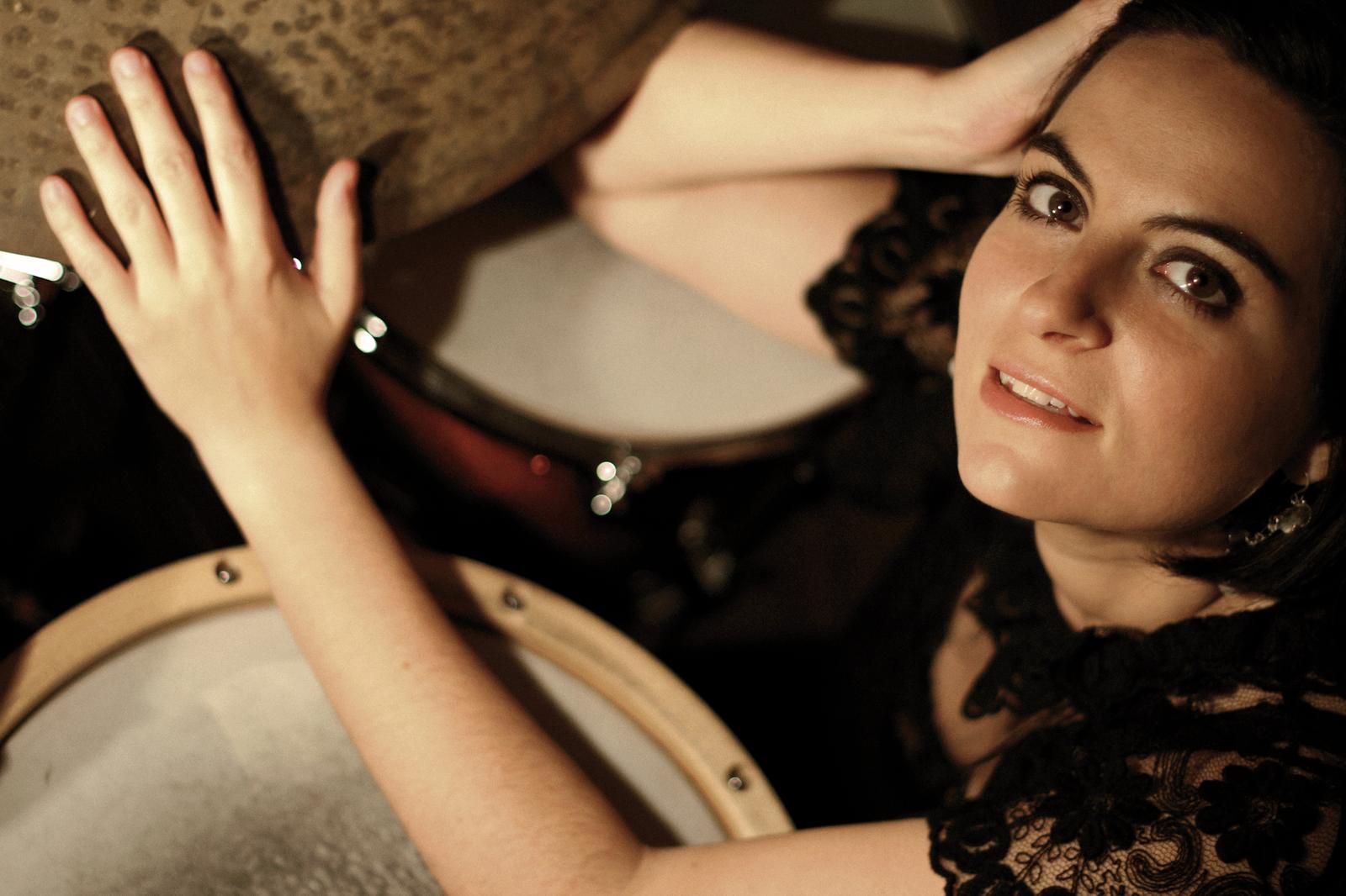 Lucía Martínez actúa en el madrileño Bogui Jazz, 'De viento y de sal'