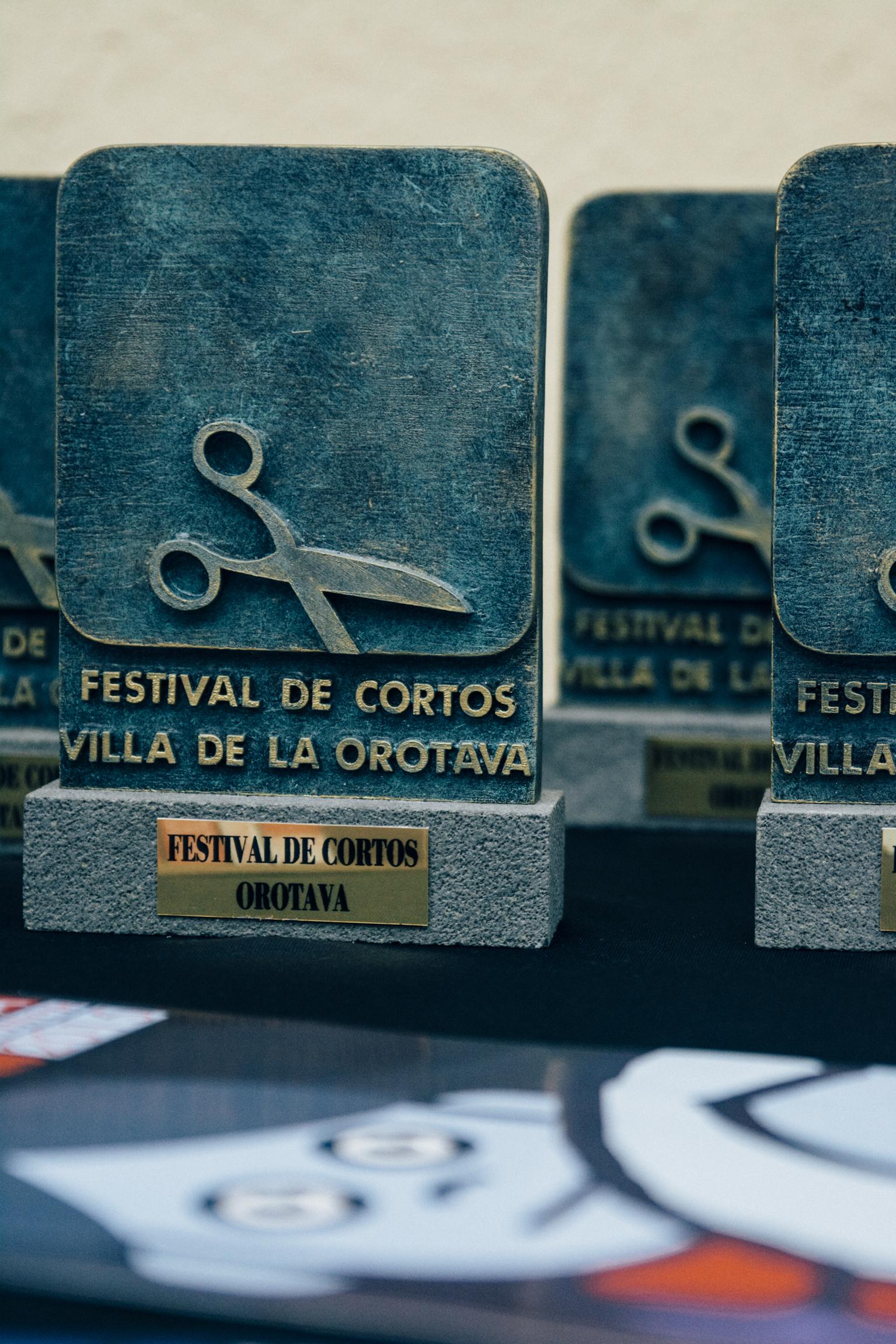 Más premios para el cine en corto de La Orotava