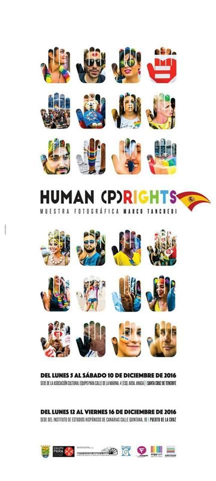 Exposición fotográfica 'Human (P)Rights', en el Equipo Para