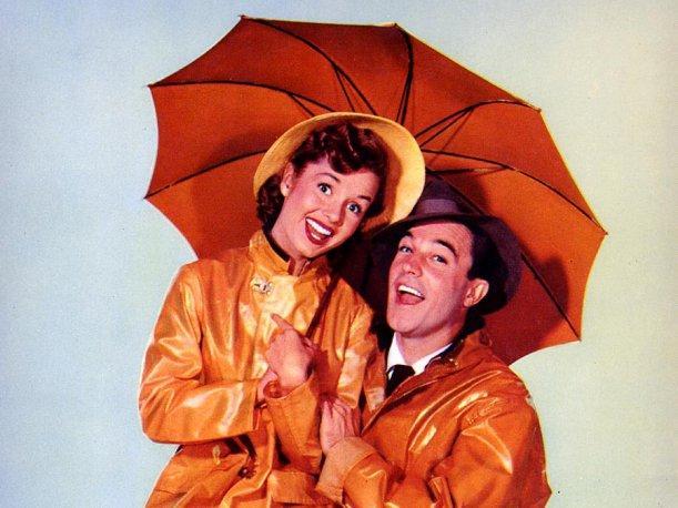 Fallece Debbie Reynolds, actriz en 'Cantando bajo la lluvia'