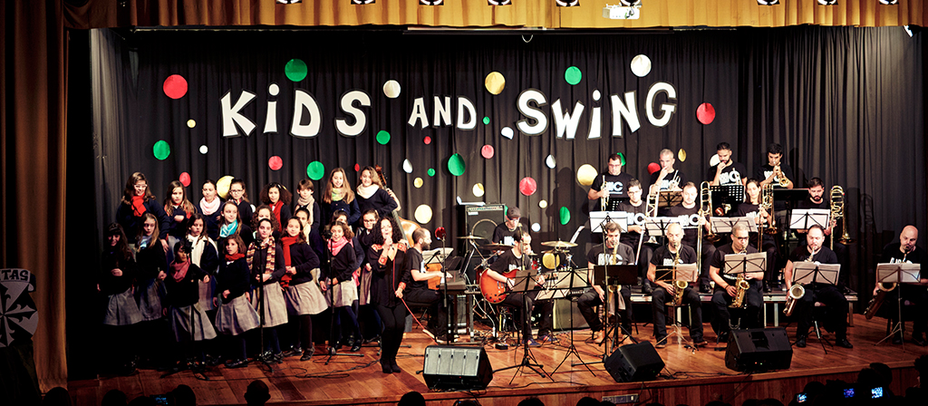 Kids & Swing en el Auditorio de Tenerife