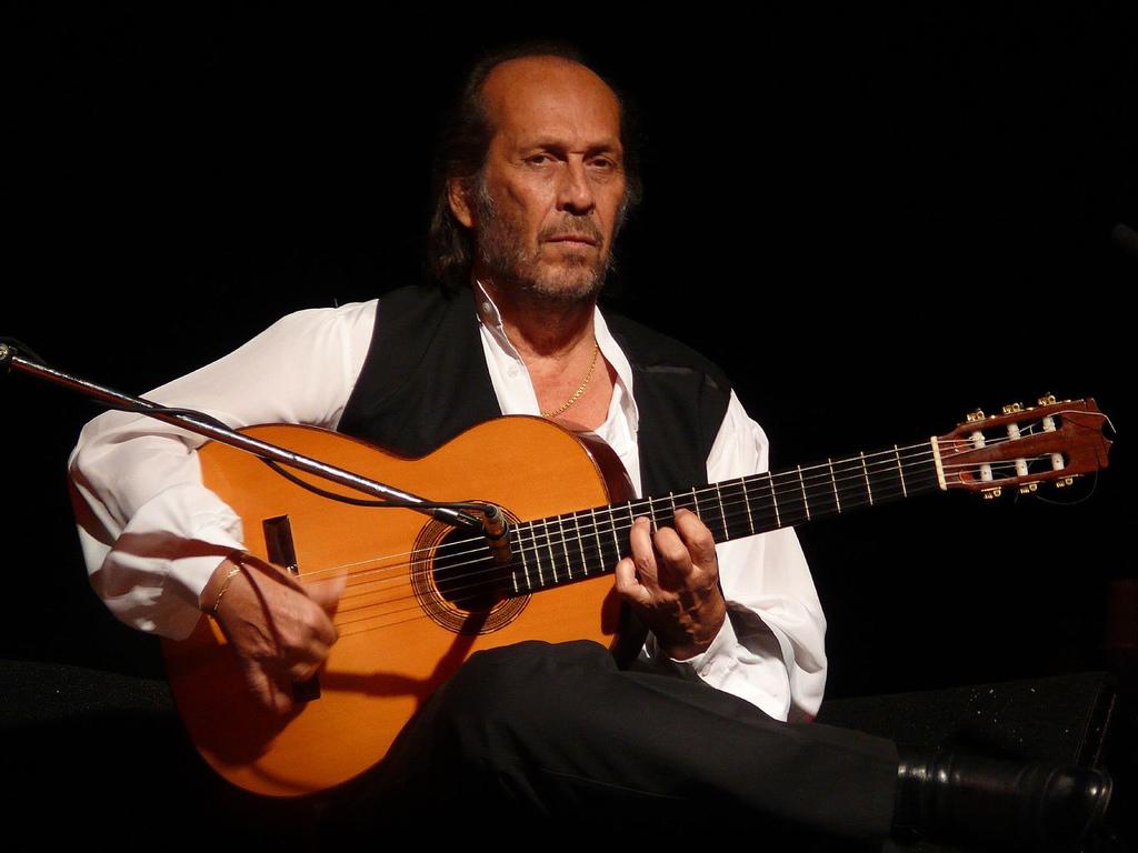 Paco de Lucía hubiese cumplido 69 años