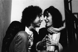 dylan-and-patti-smith-laughing