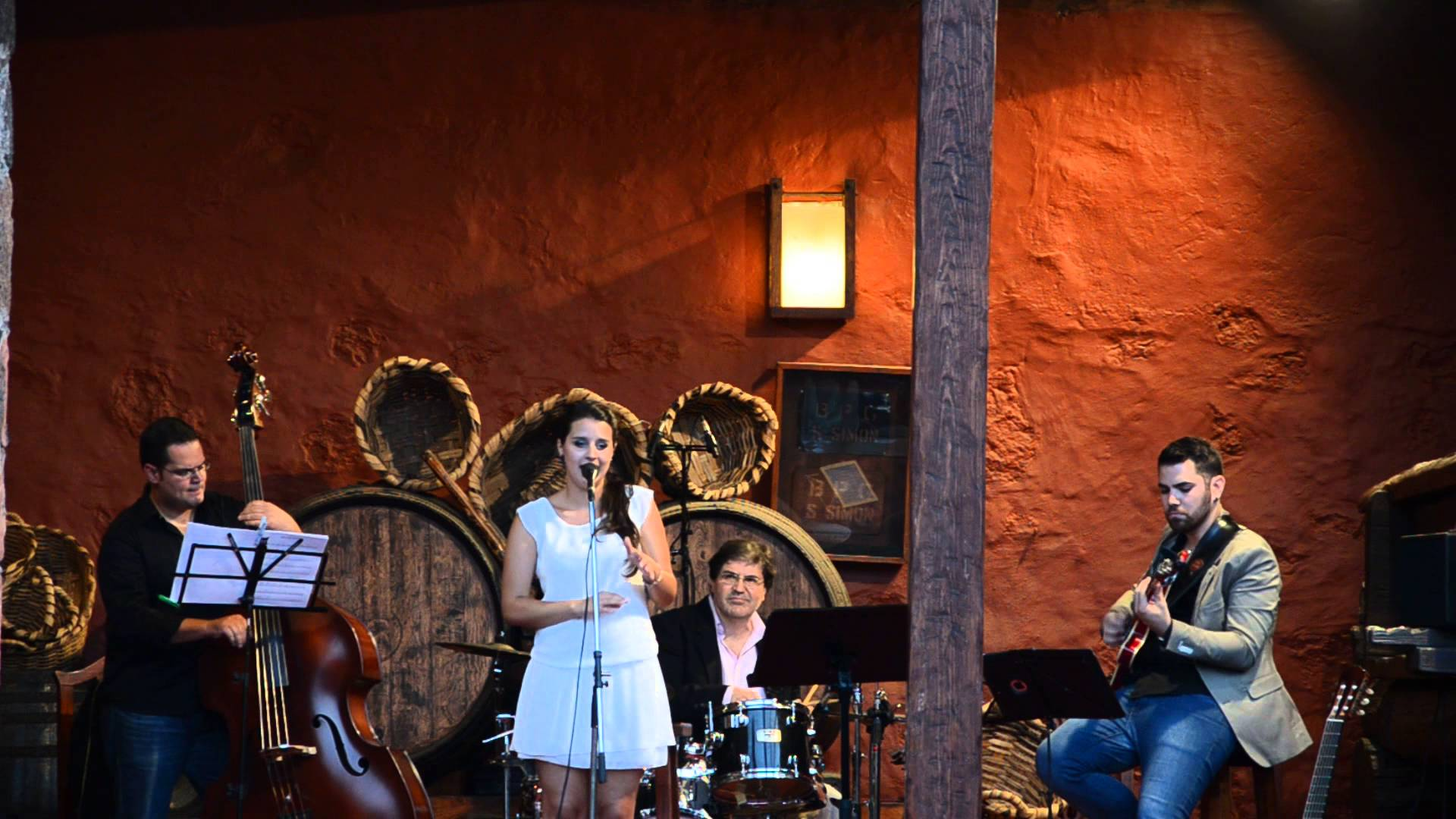 Especial concierto de Navijazz en La Casa del Vino (El Sauzal, Tenerife)