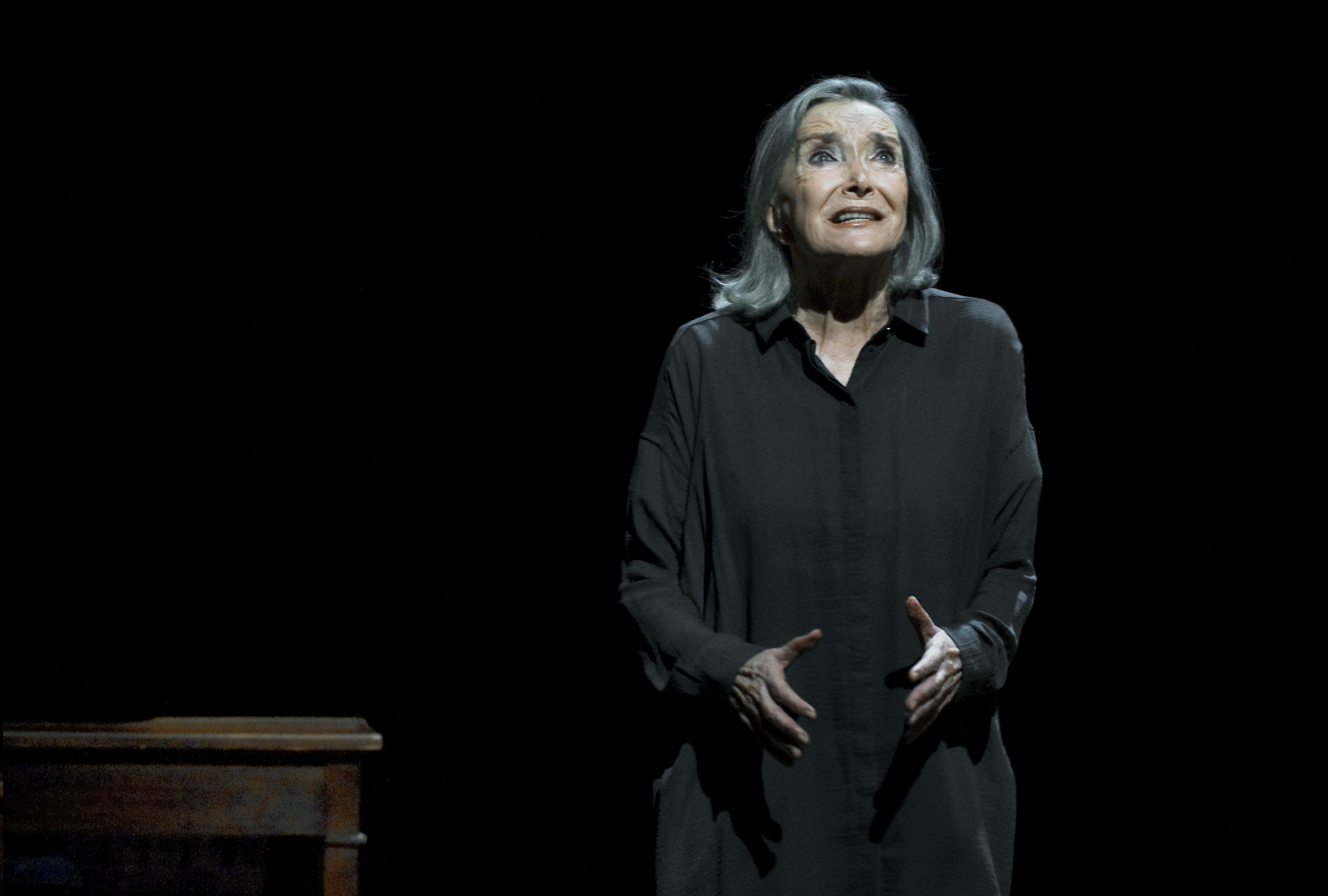 'Incendios' con Nuria Espert, en el Teatro Guimerá