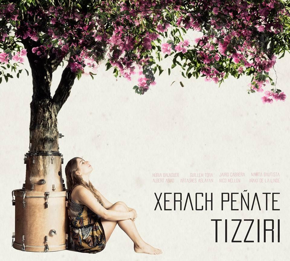 Xerach Peñate presenta su nuevo disco 'Tizziri'