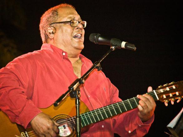 Pablo Milanés actúa en Canarias