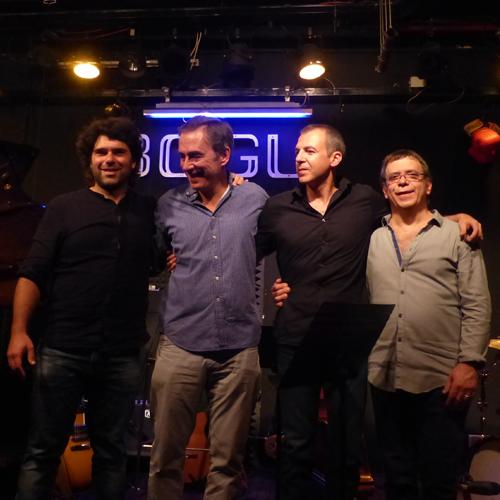 Iván Sangüesa nos cuenta en Bogui una 'Verdad amarga', su último disco