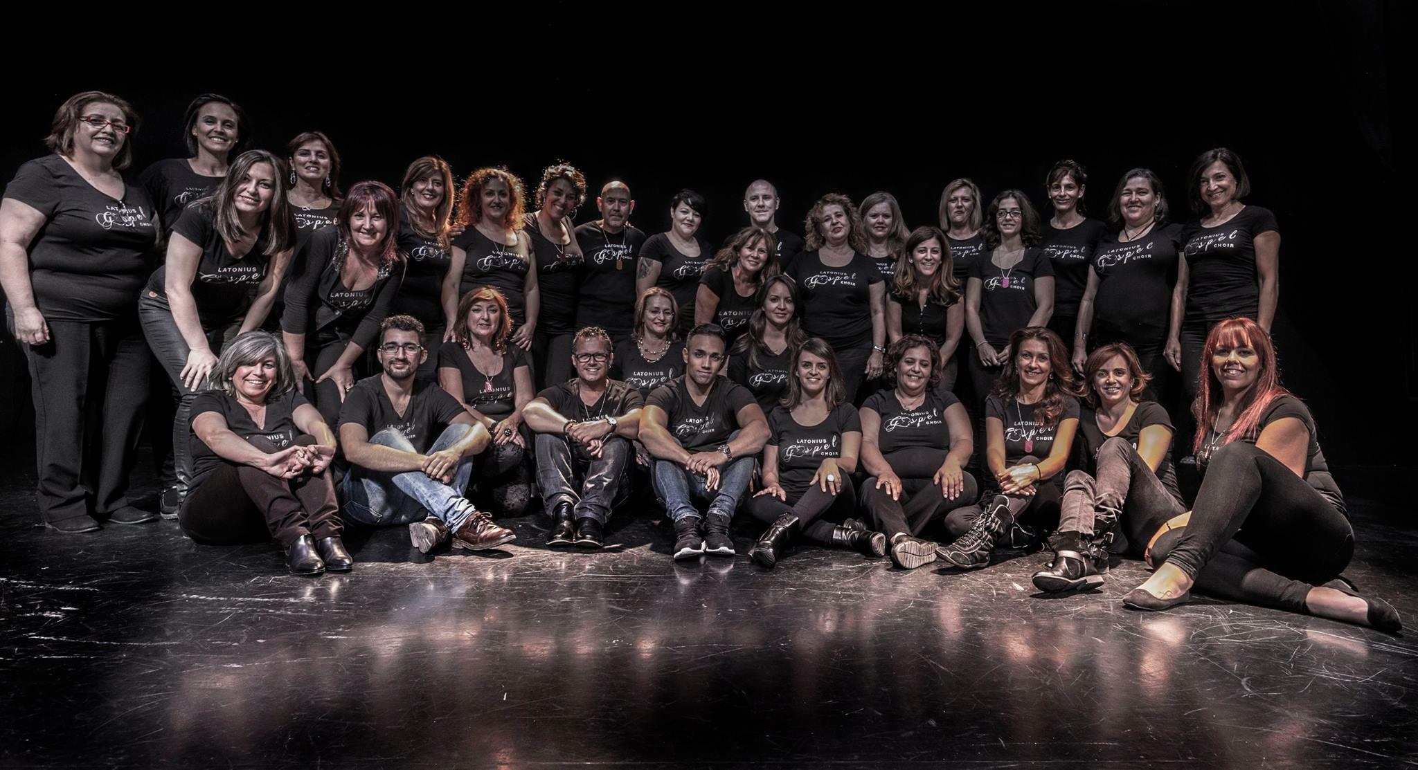 Gospel Canarias Festival finaliza con The Latonius y la Banda de Música de Arona