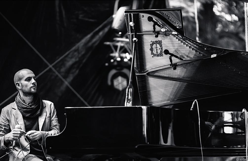 Masterclass del pianista Shai Maestro en el Teatro Leal de La Laguna