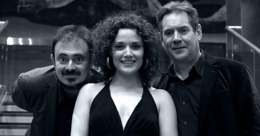 Todo Gershwin, espectáculo de Lechner-Saiz-Blanco Trío en el Bogui