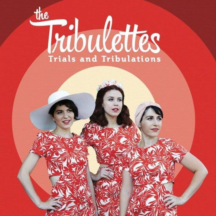 The Tribulettes y 'Trials and tribulations' en Bogui Jazz