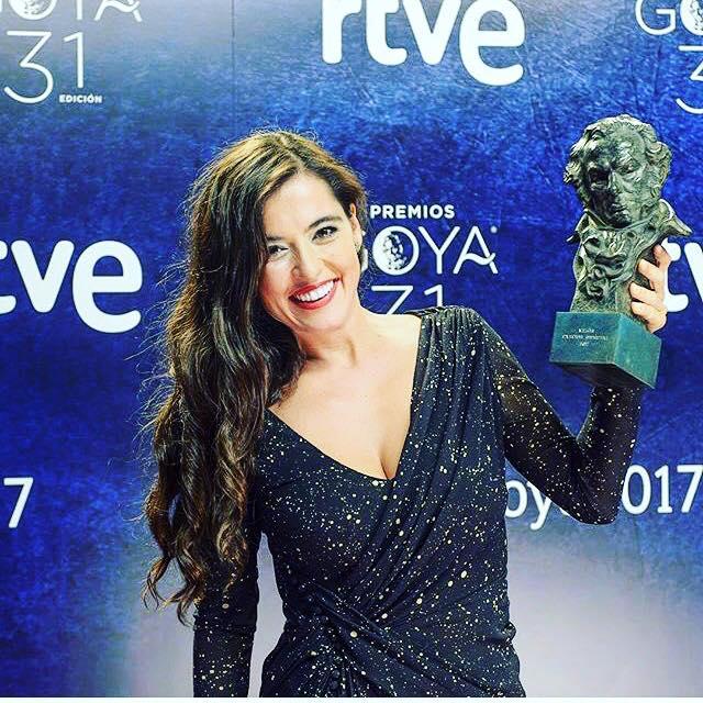 Silvia Pérez Cruz gana el Premio Goya 2017 con Ai Ai Ai