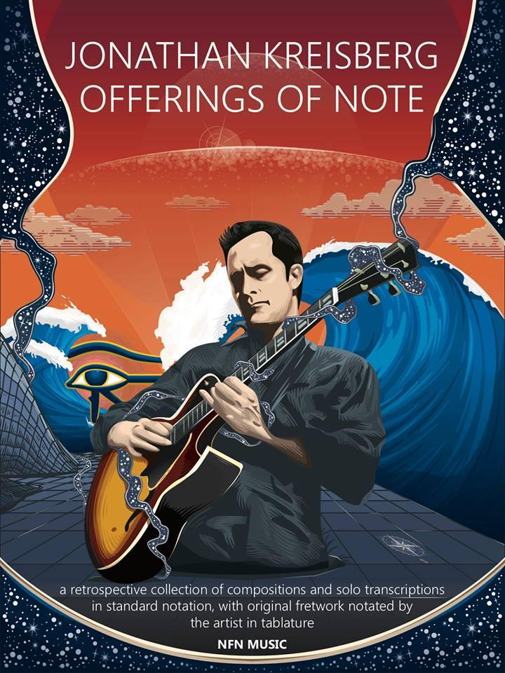 Jonathan Kreisberg presenta su libro 'Offerings of note'
